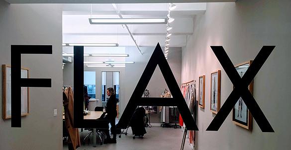 Flax Showroom-NYC