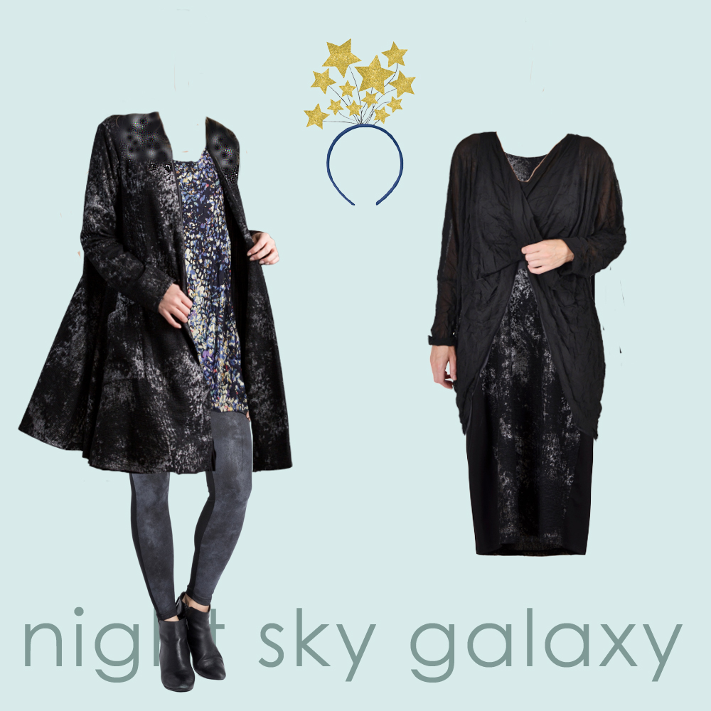 Hello Boutique Halloween Costume Galaxy