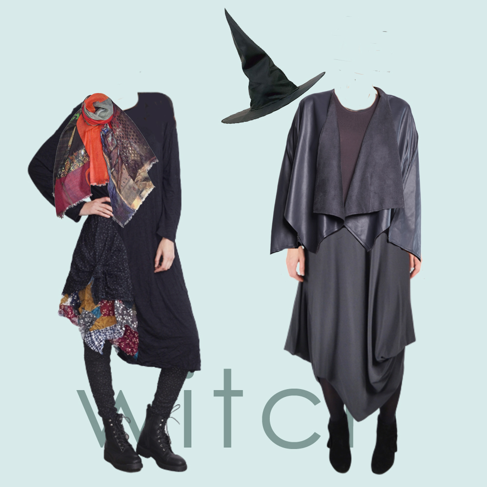 Hello Boutique Halloween Costume Witch