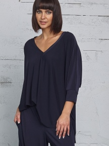 3/4 Sleeve V-Neck by Planet