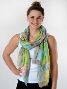 Abey Scarf by AMET & LADOUE