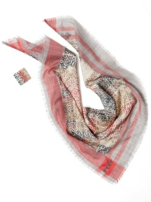 Alma Fichu Scarf by AMET & LADOUE