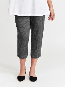 Ankle Pant by FLAX