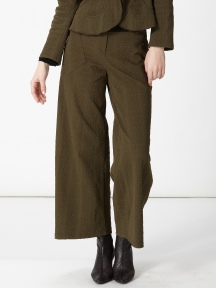 Ankle Pocket Pant by BABETTE