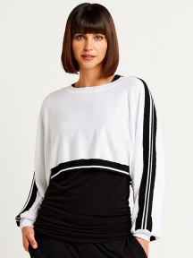 Athleisure Sweater by Planet