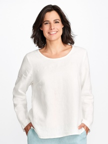 Balance Pullover by Flax