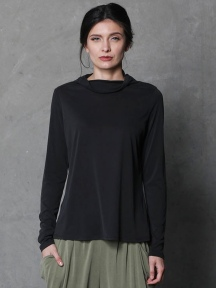 Basic Mock Neck Top