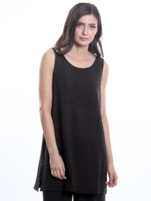 Basic Sleeveless Tunic by Chalet