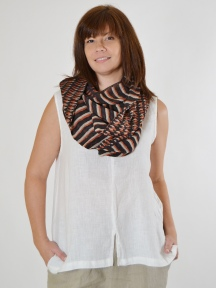 Bercy Scarf by AMET & LADOUE