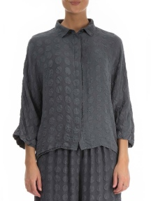Bubble Pattern Blouse by Grizas