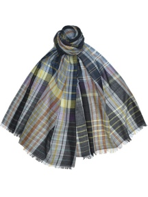 Cambridge Blue Scarf