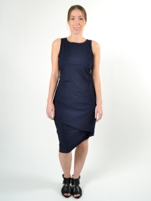 Carlyle Sleeveless Sheath Dress by Porto