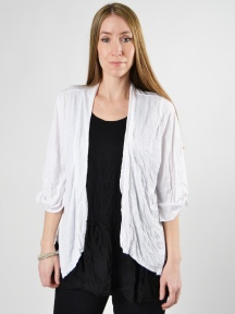 Carol Crop Jacket by Chalet