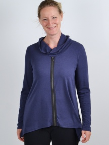 Cecille Zipper Top by Chalet et Ceci