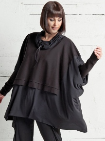 Chic Poncho by Planet