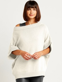 Chunky Pullover by Planet