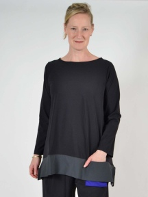 Colorblock Tunic by Chiara Cocol