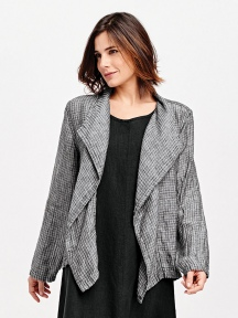Convertible Caper Jacket by FLAX