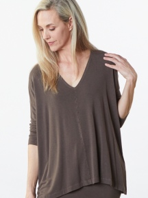 Cotton Long Sleeve Baxter Tunic