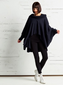 Cowl Sweatshirt by Planet