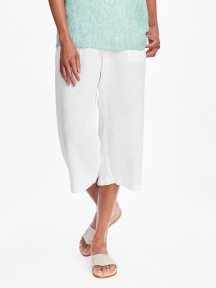 Crop Pant by Flax