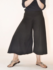 Cropped Gaucho by Luna Luz