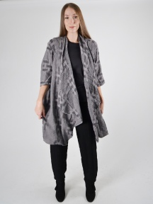 Crosshatch Jacket by Grizas