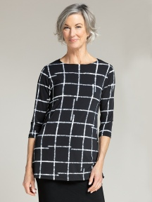 Crosshatch Nu Ideal Tunic