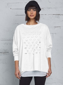 Cut Up Boxy T by Planet