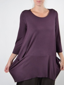 Edon Pocket Tunic by Comfy USA