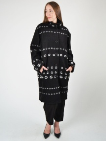 Eliza Coat by Ronen Chen