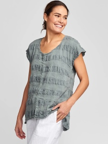 Feather Tee by Flax
