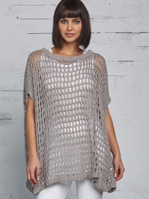 Fishnet Pullover by Planet