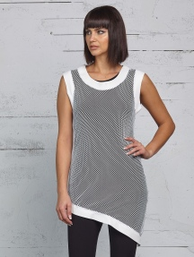 Fishnet Tank by Planet