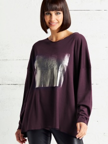 Foil Hipster Tee