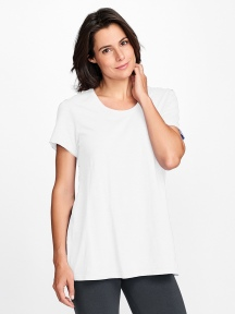 Generous Tunic Tee by Flax