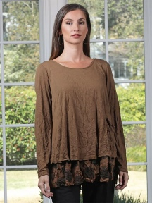 Gizel Top by Chalet et Ceci