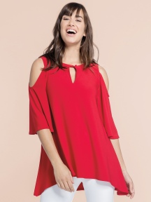 Glow Glimpse Tunic by Sympli