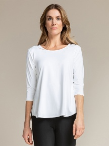 Go To Classic 3/4 Sleeve Relaxed Tee