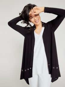 Halo Embellished Cardi by Sympli