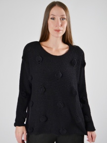 Hand Knit Sweater by Grizas