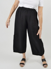 Heavy Linen Casbah Pant by Bryn Walker