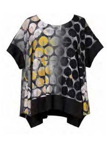 Hive Boxy Top by Alembika