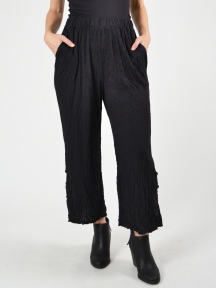 Holly Crop Pants by Comfy USA