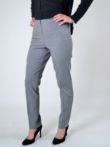 Jasmine Museum Check Pant by Peace Of Cloth