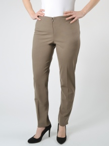 Jerry Ankle Pant by Peace Of Cloth