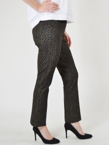 Jerry Cheetah Pant by Peace Of Cloth