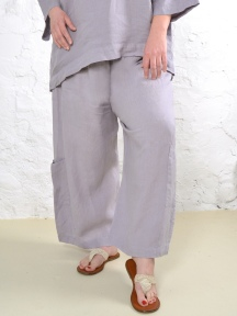 Light Linen Casbah Pant