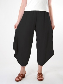 Light Linen Hamish Pant by BRYN WALKER