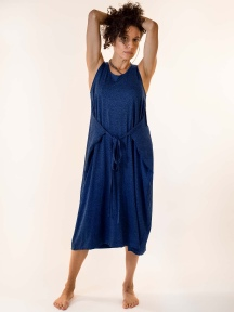 Microfiber Jersey Tie Dress by Bryn Walker